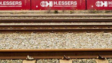 H.Essers a lansat un nou serviciu intermodal direct între Genk și Trieste
