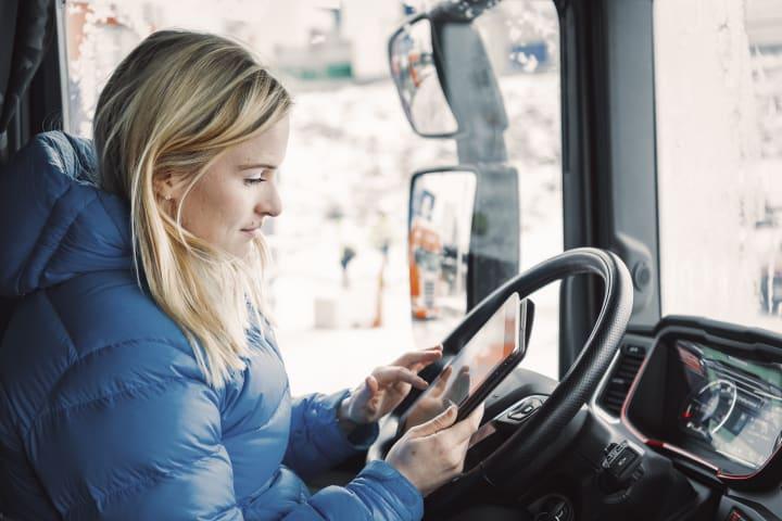 Maria Paavola este omul responsabil pentru un viitor sigur și autonom la Scania