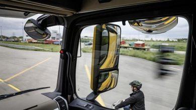 Europa cere o mai bună vizibiltate asupra traficului pentru șoferii de camioane
