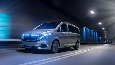 Mercedes-Benz EQV, versiunea de pre-serie a unui viitorul Clasa V electric