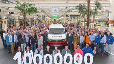 Uzina Volkswagen din Hanovra a produs 10 milioane de vehicule comerciale în 63 de ani