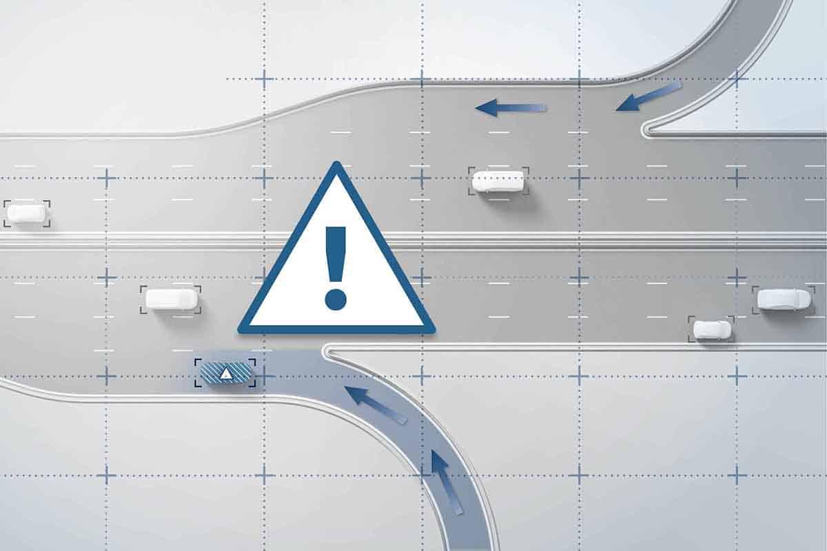 Aplicația care avertizează șoferii în cazul în care un alt participant la trafic circulă pe contrasens