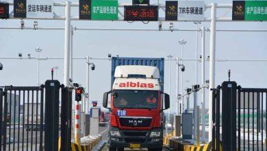 Primul transport în regim TIR din Germania în China realizat în 12 zile