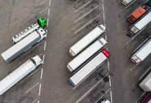 Parcările de camioane din Marea Britanie pot fi rezervate și plătite folosind Truck Parking Europe