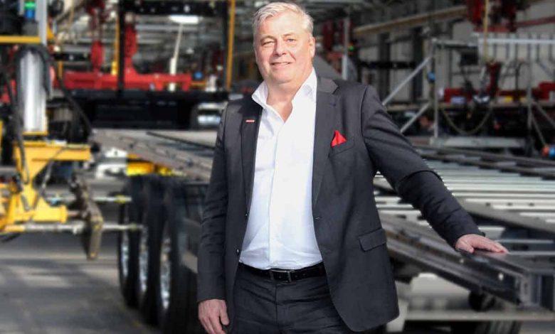 Mark Engelen este noul director pentru clienții mari al Kögel Benelux BV