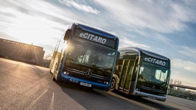 Cerere pentru autobuze electrice Mercedes-Benz eCitaro și din alte state europene