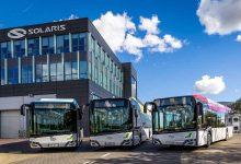 Solaris devine lider în Europa în segmentul autobuzelor electrice