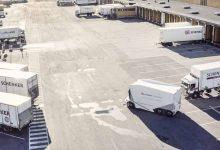 Camionul autonom T-Pod a primit aprobare pentru utilizarea pe drum public în Suedia