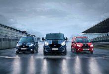 Gama Ford de vehicule comerciale este disponibilă și în versiunea Sport