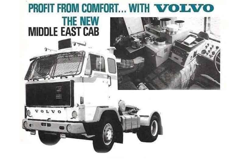 Vom circula în camioane ale căror cabine vor fi mai lungi...