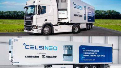 Krone și Liebherr au prezentat sistemul de răcire Celsineo