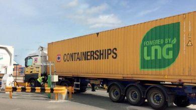 IVECO Stralis NP alimentat cu LNG a intrat în flota Containerships