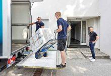 GW pro.line home, noul serviciu de livrări la domiciului al Gebrüder Weiss