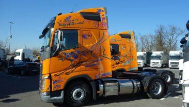 Sigr Bizjak operează primele camioane Volvo FH 460 4x2 LNG livrate în Slovenia