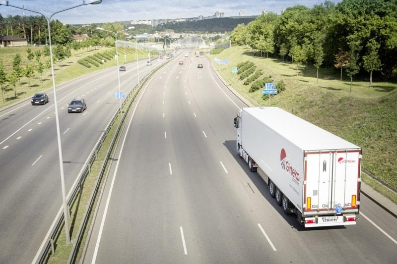 Girteka Logistics a deschis o nouă bază de transport în Polonia