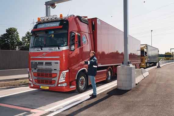 Autoritățile austriece din Tirol cresc numărul de controale la camioane