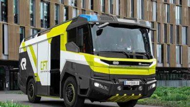Volvo Penta va dezvolta un sistem electric de propulsie pentru Rosenbauer