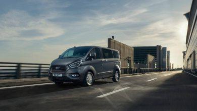 Ford a prezentat noul Tourneo Custom Plug-In Hybrid cu autonomie electrică de 50 de kilometri