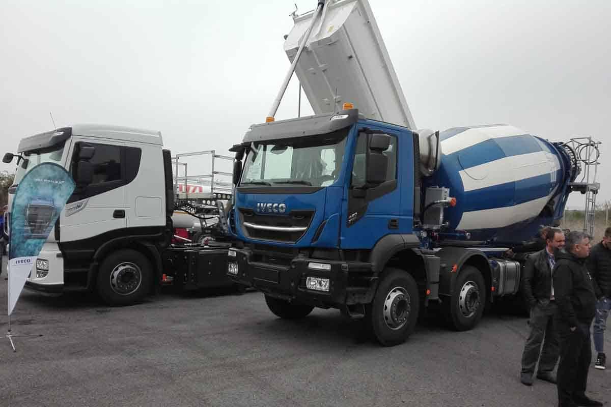 Stralis X-Way cu Hi-Traction prezent în cadrul Zilei Transportatorului by CRH România