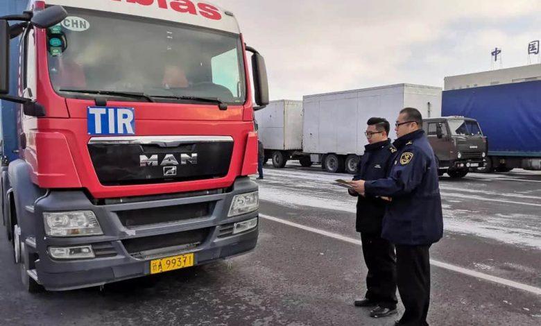 China a deschis alte 4 puncte de trecere a frontierei pentru transportul rutier în regim TIR