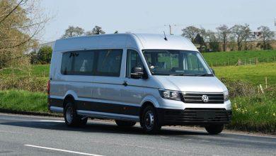 Volkswagen a publicat primele imagini și detalii cu Crafter Minibus cu acces pentru persoane cu dizabilități
