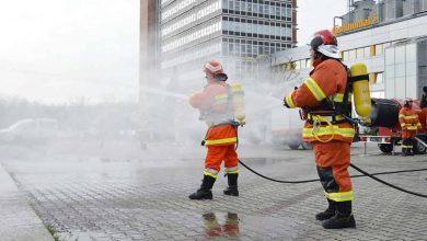 Continental a înființat la fabrica de anvelope din Timișoara o remiză de pompieri privată