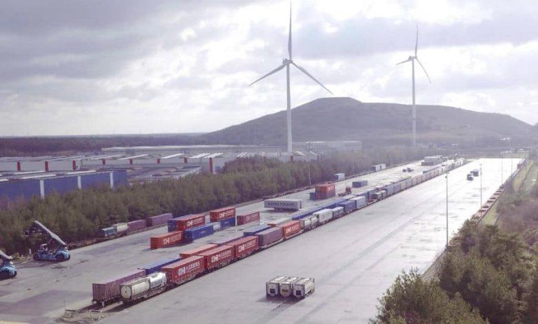 Compania de transport H.Essers a preluat terminalul feroviar Euro Terminal Genk