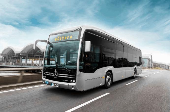 Alte 16 autobuze electrice Mercedes-Benz eCitaro pentru societatea de transport public din Hamburg