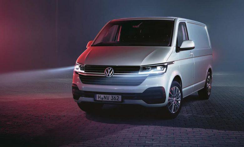 Noul Volkswagen Transporter va fi lansat oficial la Bauma 2019