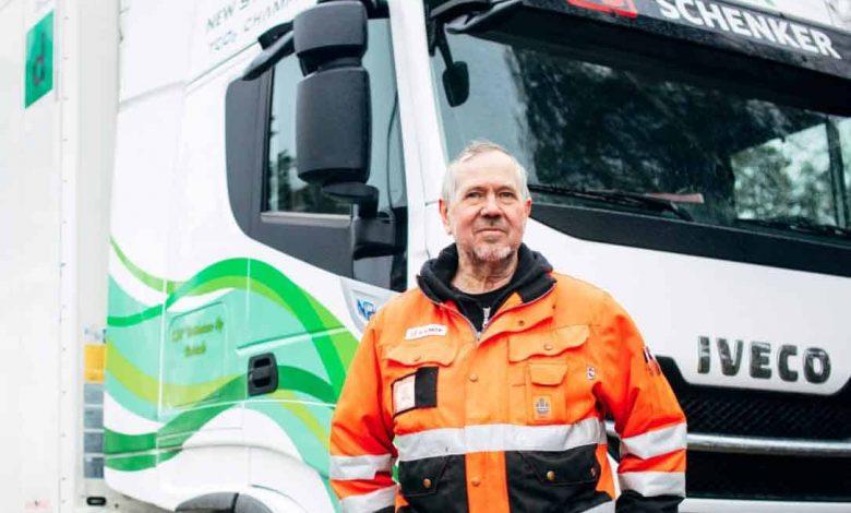 DB Schenker susține utilizarea camioanelor cu LNG în procesul de transport