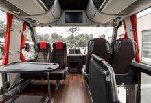 Scania Glory VIP, noul autocar al echipei de rugby Stade Toulousain