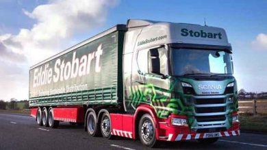 Eddie Stobart a angajat un brand specialist pentru a putea lua o decizie în privința numelui