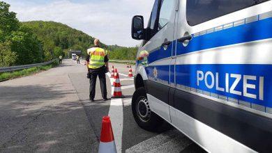 Poliția germană intensifică acțiunile de control la frontiera cu Franța și Luxemburg
