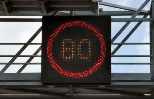 Parlamentul danez a aprobat creșterea limitei de viteză pentru camioane la 80 km/h