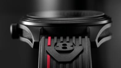 Ediție specială de ceasuri care aniversează 50 de ani de la lansarea motorului V8