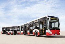 Orașul Hamburg își mărește flota cu 60 de autobuze Mercedes-Benz CapaCity L