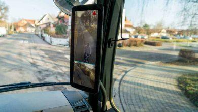 Sideguard Assist și MirrorCam ajută la evitarea accidentelor la efectuarea virajului la dreapta