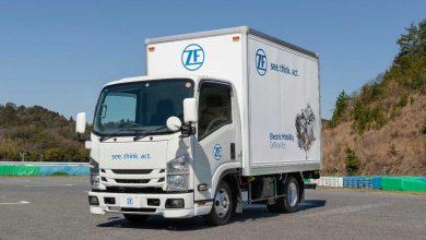 ZF a dezvoltat un sistem electric de propulsie pentru camioanele ușoare din Japonia