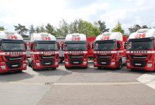 H.Essers a achiziționat cinci camioane IVECO Stralis NP alimentate cu LNG