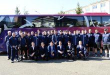 Echipa națională de hochei pe gheață a Cehiei va călători cu un autobuz Scania Interlink HD