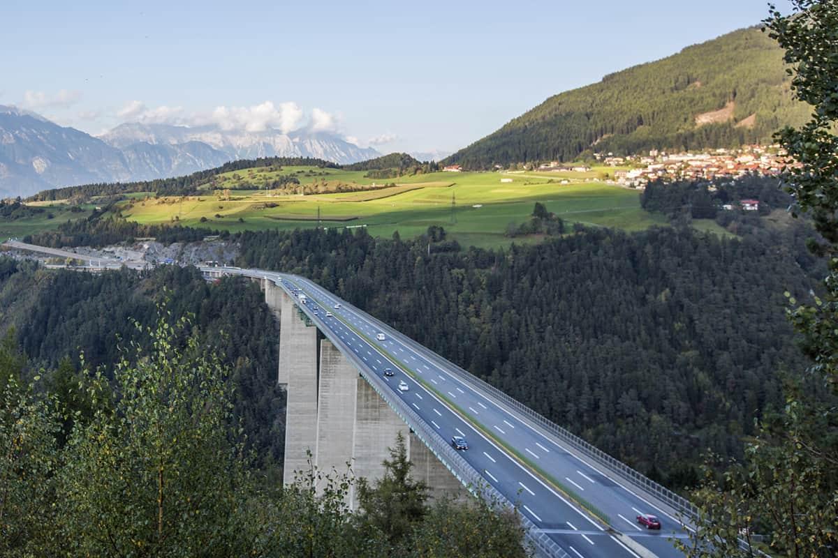 ASFINAG investește 115 milioane în infrastructura din zona Tirol