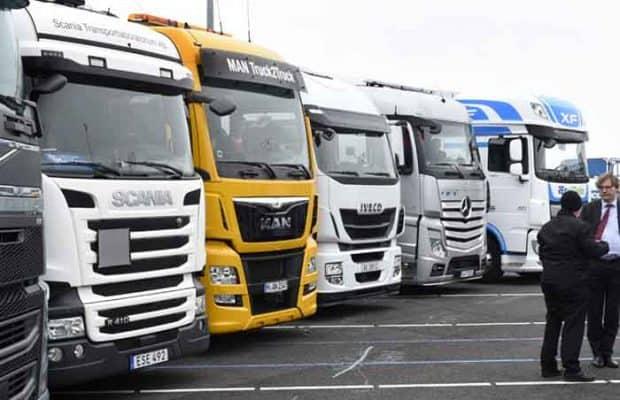 BGL continuă lupta împotriva cartelului de camioane