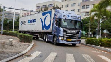 Boshan Food Co utilizează camioane Scania pentru transportul de alimentele refrigerate