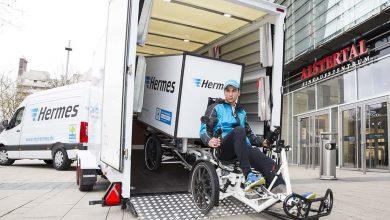 Hermes testează o soluție de livrarea a mărfurilor cu zero emisii în centrele orașelor