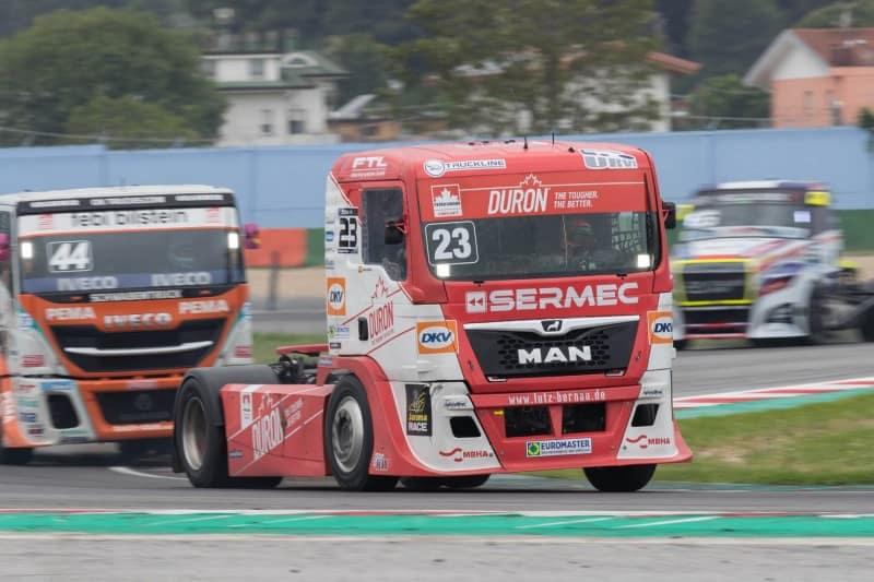 Sezonul 2019 din Campionatul European de Camioane (FIA ETRC) a început la Misano
