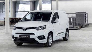 Toyota a prezentat versiunea europeană a utilitarei Proace City