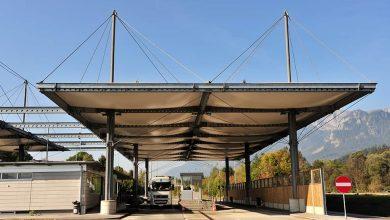 Controale în bloc pentru eficientizarea traficului la granița dintre Austria și Germania