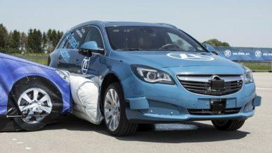 ZF prezintă primul airbag lateral exterior pre-coliziune