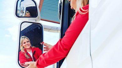 Christina Scheib, ambasadorul BGL pentru promovarea meseriei de șofer în rândul femeilor