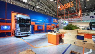 Fleetboard a prezentat interfața digitală Mercedes-Benz Truck App